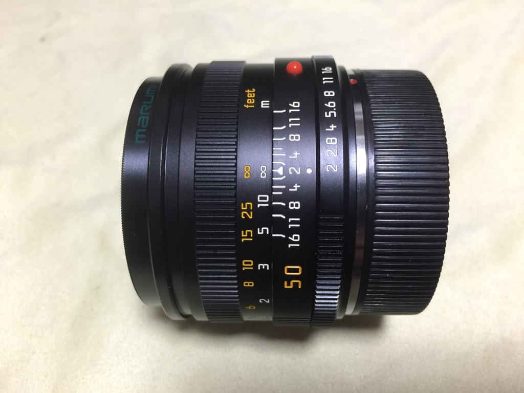 Summicron-R 50mm F2.0 ROM